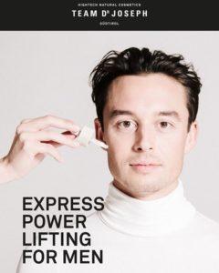 Dla Mężczyzn, Ekspresowy Power Lift