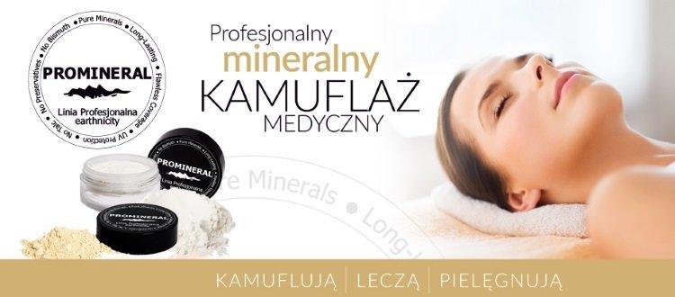 PROMINERAL - mineralny skarb dla Twojej skóry